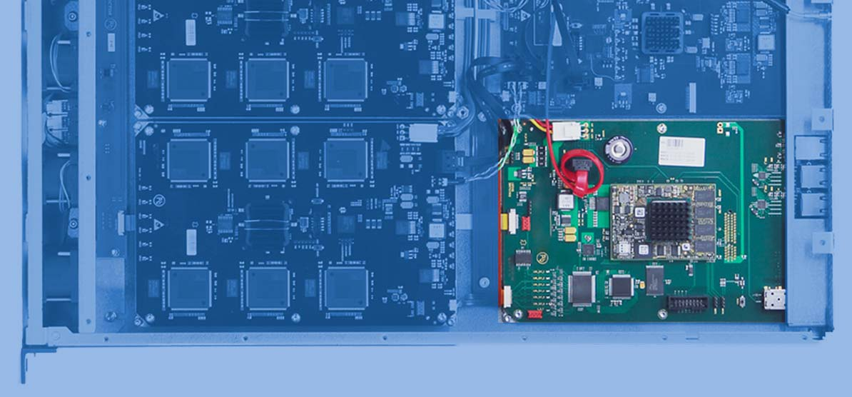 Analysis of IPTV Traffic board