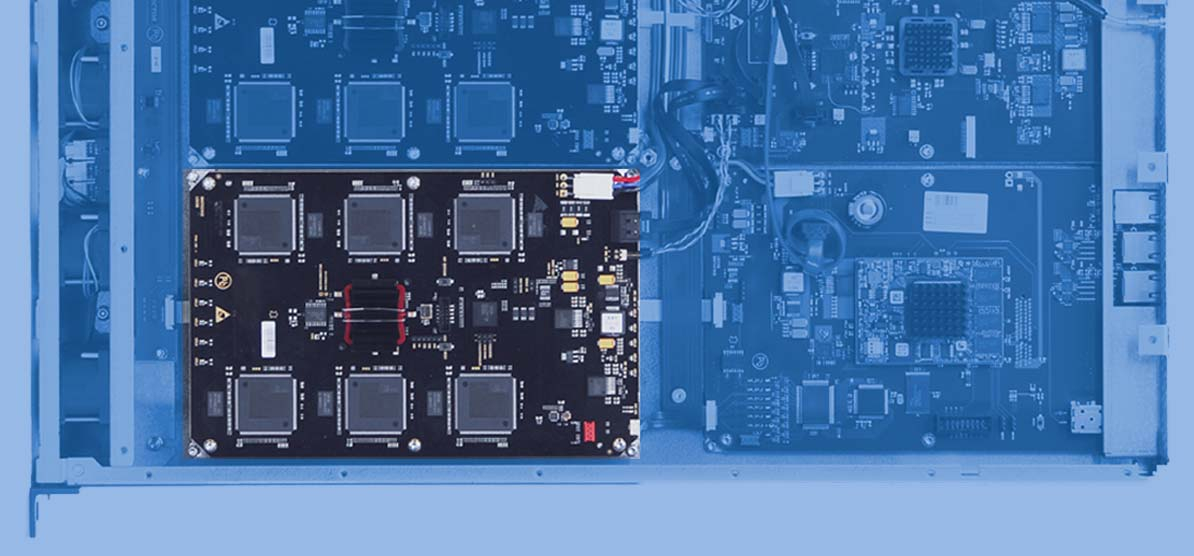IPTV decoding board