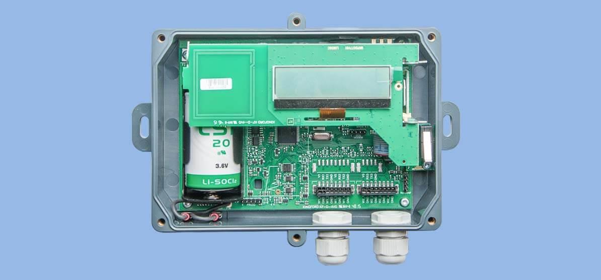 headend device for smart metering